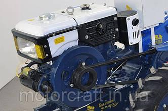 Двигун Добриня R195E (12,6 л. с.) (стартер)