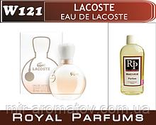 Жіночі парфуми на розлив Royal Parfums Eau De Lacoste Lacoste №121 100мл