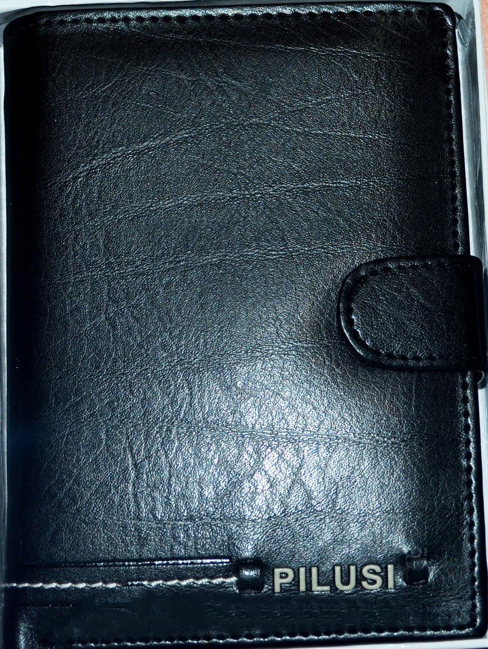 Модное мужское портмоне. Хорошее качество. Удобный кошелек. Купить в интернете. Код: КДН536