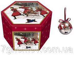 Новогодние игрушки. Набор елочных шаров ANGEL GIFTS HK854