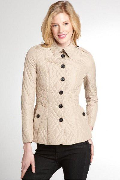 Женские стеганые куртки