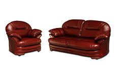 Стильний шкіряний диван Нью-Йорк, фото 3