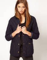 Стеганые куртки для женщин снова в моде