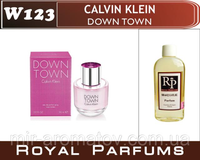 Женские духи на разлив Royal Parfums Calvin Klein Downtown. №123  35мл