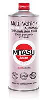 Масло для АКП Mitasu Multi Vehicle ATF ✔ 1л