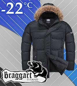 Куртка для мужчин стильная Braggart