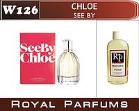 Женские духи на разлив Royal Parfums Chloé See By Chloé. Хлое си бай  №126 35мл