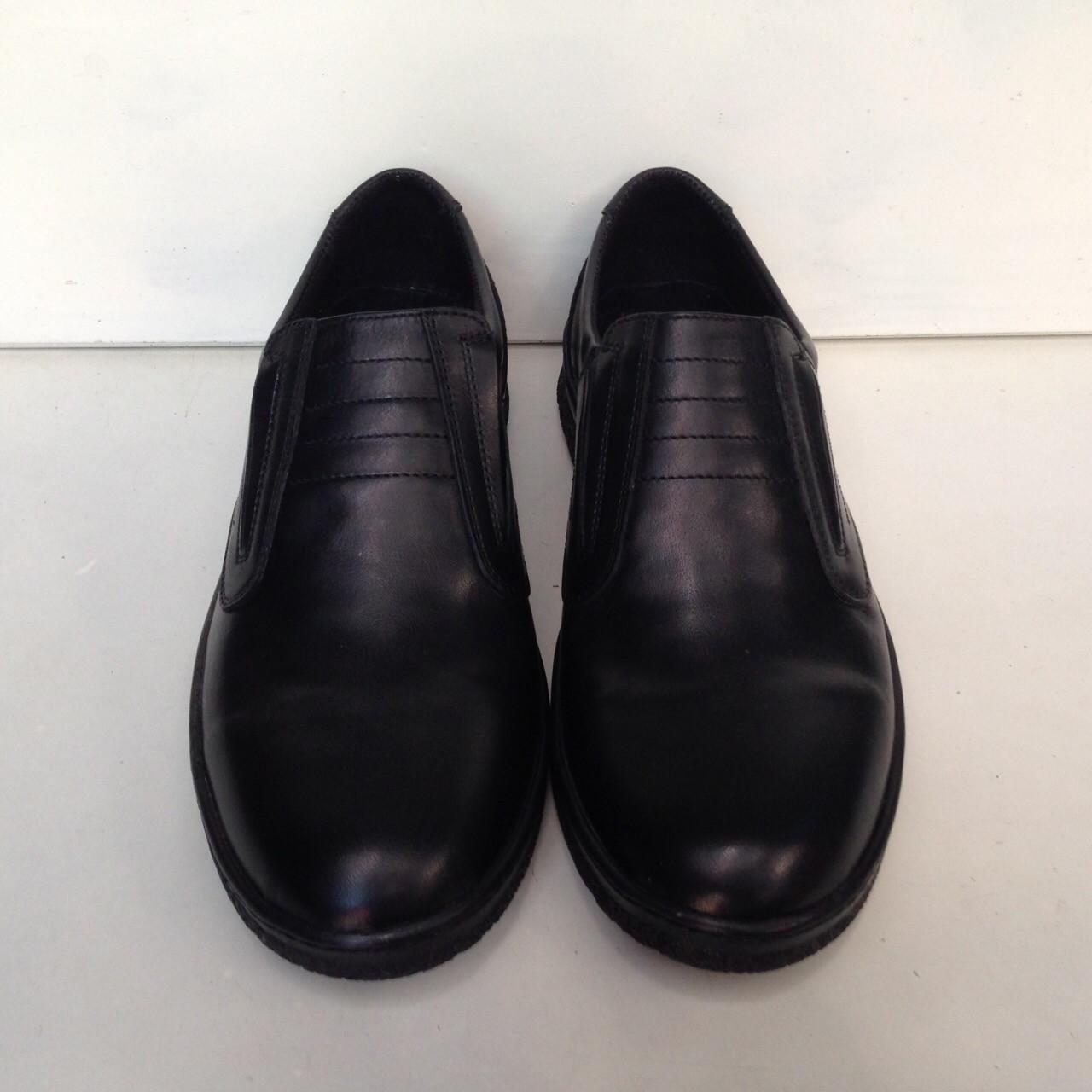Мужские кожаные туфли очень качественные, прошитые. - Мужская спортивная  одежда в Запорожье d4b4d71755d