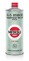 Масло трансмиссионное Mitasu Gear Oil GL-5 85W-90 LSD ✔  1л
