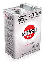 Масло для АКП Mitasu CVT Fluid ✔ 4л