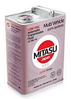 Масло для АКП Mitasu Low Viscosity MV ATF ✔ 4л