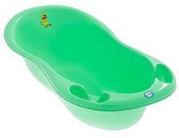 Детская ванночка для купания Balbinka TG-029 Tega Baby, зелёная