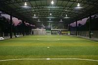 Искусственное поле. Искусственное покрытие для футбольных полей.