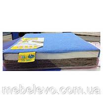 детский матрас Latex Comfort / Латекс Комфорт 60х120 ЕММ h7 Herbalis Kids латекс + кокос беспружинный , фото 3