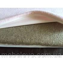 детский матрас Latex Comfort / Латекс Комфорт 60х120 ЕММ h7 Herbalis Kids латекс + кокос беспружинный , фото 2