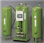 Азотодобывающая установка OXYMAT А/S