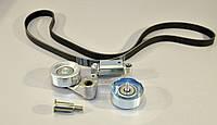 Комплект роликов + ремень генератора на Renault Master II 03->2010 3.0dCi —  Renault (Оригинал)  - 7701477518