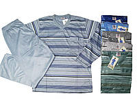 Пижама для мальчиков трикотажная, размеры 134-164, арт. 464