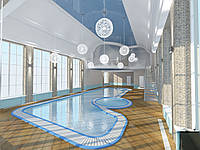 Приватный крытый бассейн , фото 1