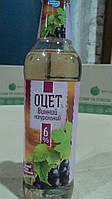 Уксус винный натуральный 6% Каскад 0,5л 907504