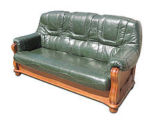 """Классический кожаный диван """"Roma"""" (Рома), фото 3"""