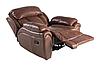 Стильное кресло-реклайнер BOSTON (106 см), фото 2
