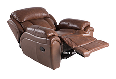Стильне крісло-реклайнер BOSTON (106 см), фото 2