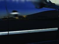Хром накладки на молдинг дверной Volkswagen Passat B5 (4 шт.)
