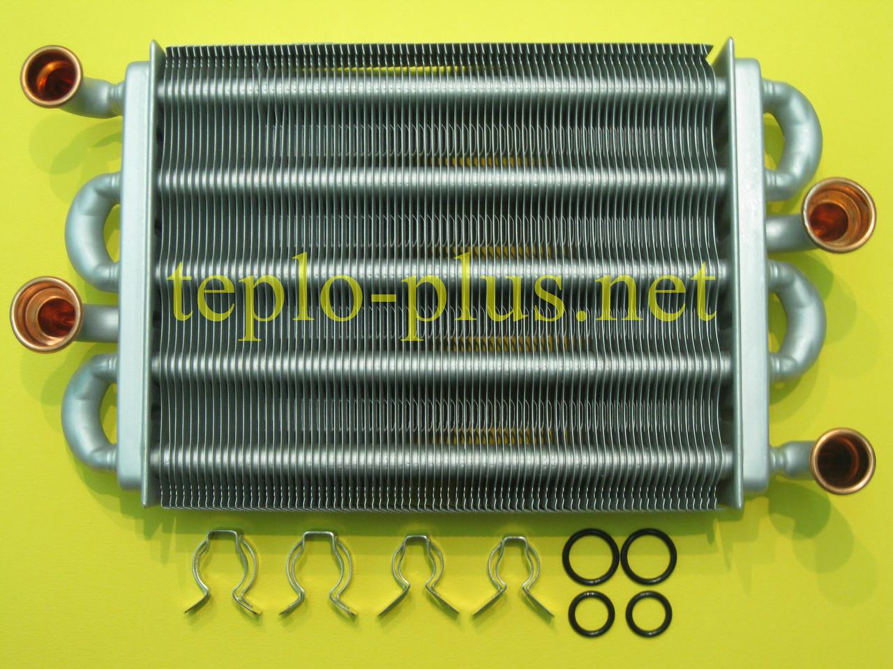 Теплообменник domiproject c24 d теплообменники для частных домов