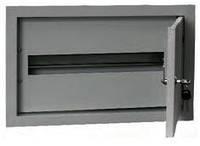 Щит квартирный металлический встроенный ЩРВ-18 ИЭК