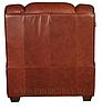 Стильное кожаное кресло Манхеттен (100 см), фото 2