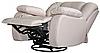 Стильное кожаное кресло Манхеттен (100 см), фото 10