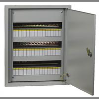 Щит металлический встроенный на 54 модулей ИЭК