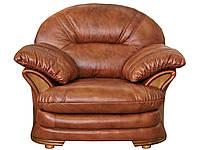 Новое кожаное кресло - Нью-Йорк (126 см)