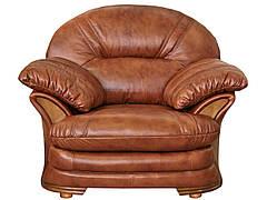 Новое кожаное кресло - Нью-Йорк (124 см)
