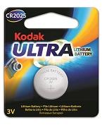 Батарейка литиевая Kodak CR2025