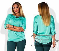 """Стильная блузка для пышных дам """" Армани """" Dress Code"""