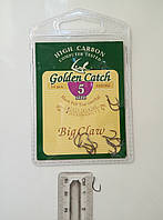 Крючки для рыбалки Golden Catch Big Claw №5