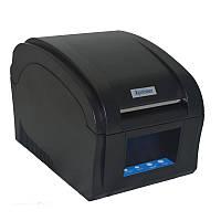 Принтер этикеток, термопринтер Xprinter XP-360B