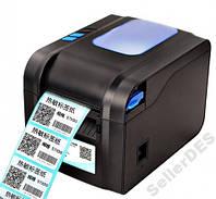 Принтер этикеток, термопринтер Xprinter XP-370B