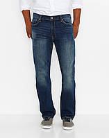 Джинсы Levis 504™ Regular Straight Jeans Blue Canyon Dark new
