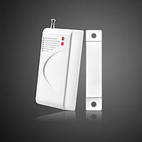 Беспроводной датчик открытия окна  433 мГц GSM