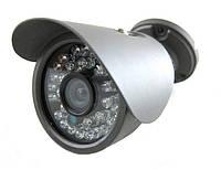 Аналоговая Камера  видеонаблюдения уличная видеокамера 1000TVL металлическая!