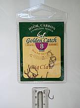 Крючки для рыбалки Golden Catch Big Claw №8