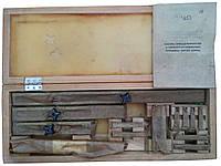 Наборы принадлежностей к плоскопараллельным концевым мерам длины ПК-1 ГОСТ 4119-76