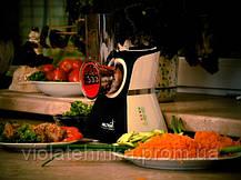 Кухонный комбайн - овощерезка черный Hilton KM 3072, фото 2