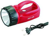 Фонарь светодиодный аккумуляторный YJ-2823 Фонарик ручной. Яркий Led фонарь переносной прожектор