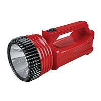 Фонарь светодиодный аккумуляторный YJ-2828 Фонарик ручной. Яркий Led фонарь переносной прожектор