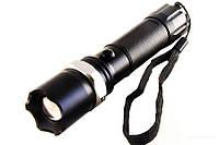 Аккумуляторный фонарик Bailong T8626 30000W Фонарик Очень мощный фонарь Яркий Led фонарь переносной