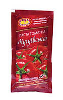 Томатная паста Чугуевская 70 г Чугуев Продукт 904541